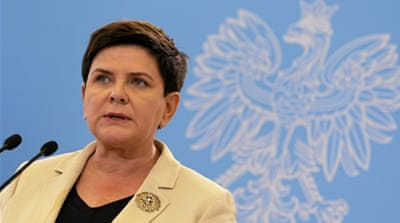 Germany rejects Polish call for WWII reparations