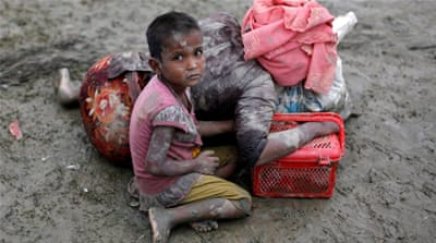 UN: We lack the resources to handle the Rohingya crisis