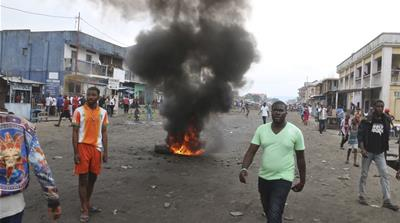 As DRC election nears, 'tortured' dissidents in exile speak out
