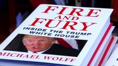 Michael Wolffe's Fire and Fury espose has set tongues wagging in the US [Al Jazeera]