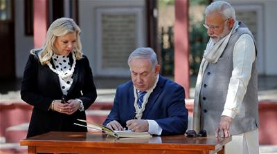 Netanyahu in India: What was swept under the carpet