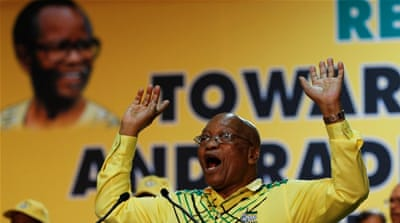 South Africa's ANC to force Zuma to quit as president