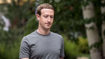 Facebook plans to survey its users on which news sources they find trustworthy [Drew Angerer/AFP]