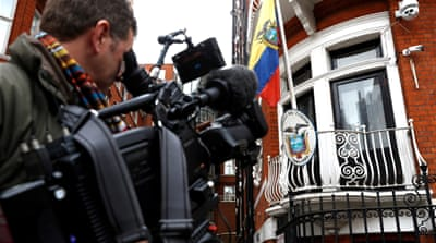 Ecuador leader calls Julian Assange a 'problem'