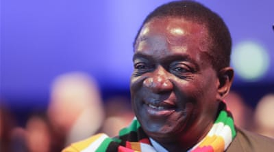 All eyes on Zimbabwe's new leader at WEF in Davos