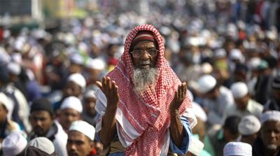 Millions attend world's second-largest Muslim gathering