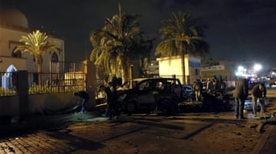 Libya: Double car bombing kills 33 in Benghazi