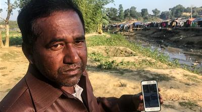 Living on the edge: Rohingya avoid return to Myanmar