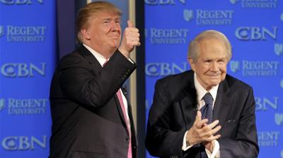 Trump and the Evangelical electorate