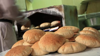 Jordan ends bread subsidy, doubling pita prices
