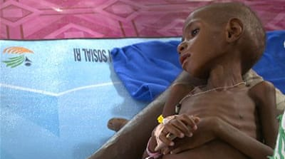 The hollow eyes of hunger in Indonesia's Papua