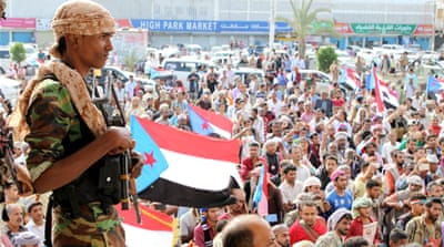 UAE-backed separatists launch 'coup' in southern Yemen