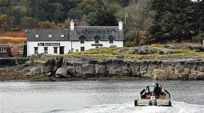 Ownership battle heats up over Scottish island of Ulva