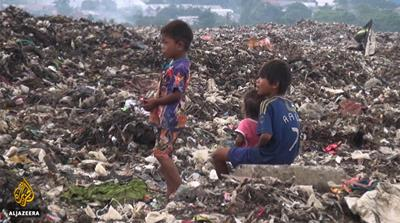 Jakarta's Princess of the Dump