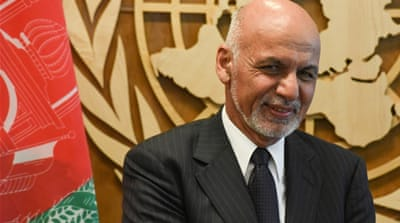 The Afghan president has more powers than a king