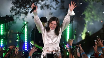 Lorde 'bullied' after dropping Israel show