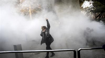 What's driving the protests in Iran?