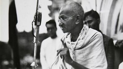 Gandhi's legacy being 'forgotten' amid rise of far right in India