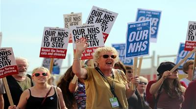 NHS: Beloved but beleaguered at 70