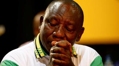 A tough year ahead for South Africa's ANC