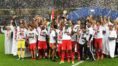Dozens injured during Oman's Gulf Cup win celebrations