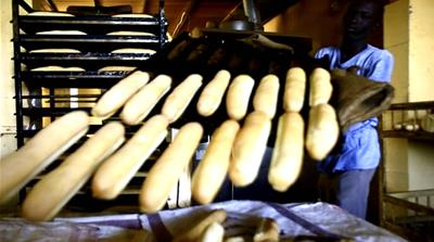 Anger over the rising price of bread in Sudan