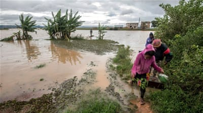 Cyclone Ava kills at least 29 in Madagascar
