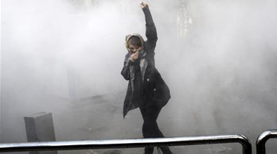 Iran's socioeconomic protests are inherently political