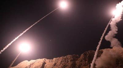 Iran fires missiles into Syria over parade attack