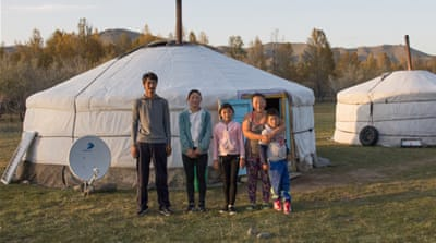 In Mongolia, using new science to preserve traditional lifestyles