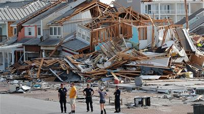 Hurricane Michael rescue efforts continue as death toll rises