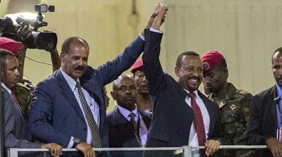 The peace deal with Ethiopia has not changed Afwerki's Eritrea