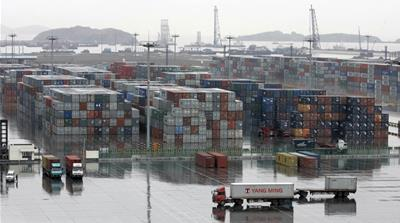 Non-OECD countries are expected to see the sharpest slowdown (File: Greg Baker/AP)