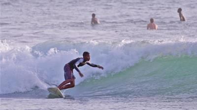 Big Wata: The Surfers of Sierra Leone