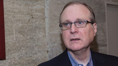 Microsoft cofounder Paul Allen dies at age 65