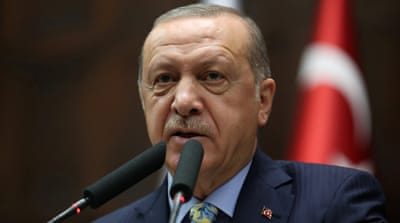 Erdogan: Materials in Saudi consulate may have been painted over
