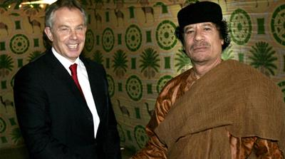 Libya's Muammar Gaddafi, Rendition and the West