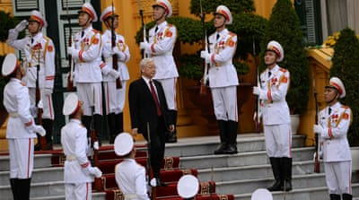 Vietnam's Communist Party chief set to become president