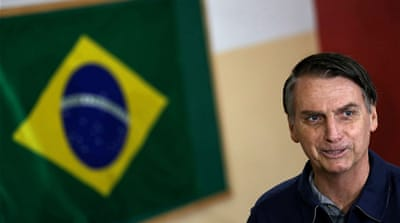 Brazil: Fake news scandal hits country's presidential election