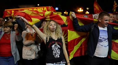 'North Macedonia' future uncertain after failed referendum