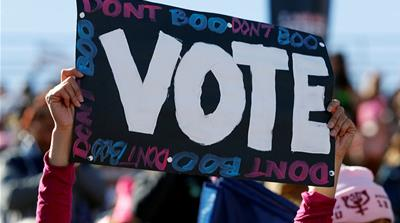 Will Nevada elect the US's first female-majority legislature?