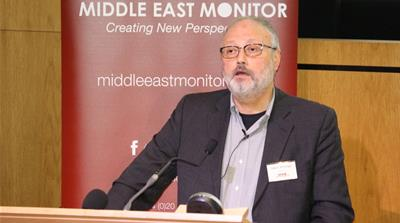 Journalist Jamal Khashoggi was killed in the Saudi consulate in Istanbul in October, 2018 [Reuters]