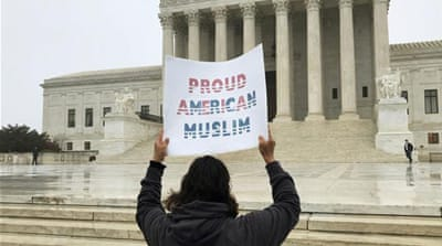 Anti-Muslim campaigning in the US is a 'losing strategy': report