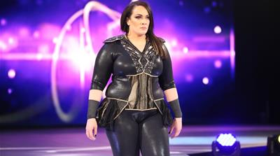 Meet Nia Jax, the WWE star looking to smash barriers for women