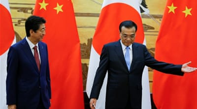 China and Japan pledge to boost economic cooperation