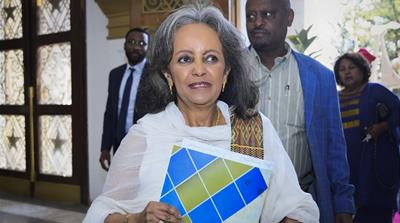 Who is Sahle-Work Zewde, Ethiopia's first female president?
