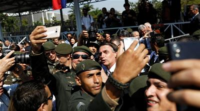 Is Brazil heading towards a military dictatorship?
