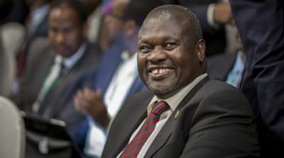 South Sudan: Riek Machar to return to Juba for peace ceremony