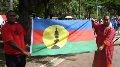 French Pacific territory New Caledonia rejects independence in referendum