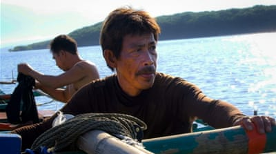 'No chance against China': Gas deal worries Filipino fishermen